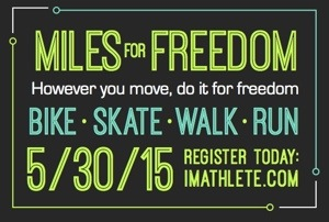 Miles for Freedom Dayton 2015