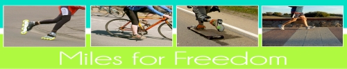 Miles For Freedom Cover Photo WORDPRESS